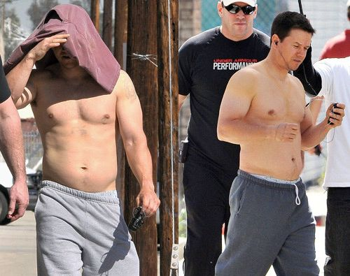 Mark Wahlberg 2017 transformation is all you need to see ...