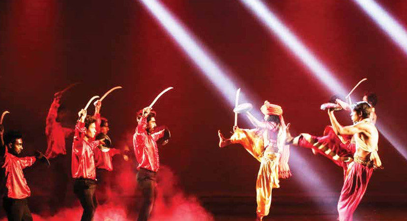 """We tried to revive the forgotten performing arts through """"MARDAANI"""" Dishaa Creative Dance Group"""