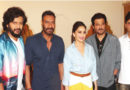 """""""We All Are Playing The Role of Crazy People in Wildest Adventurous Total Dhamaal"""" Ajay Devgan"""