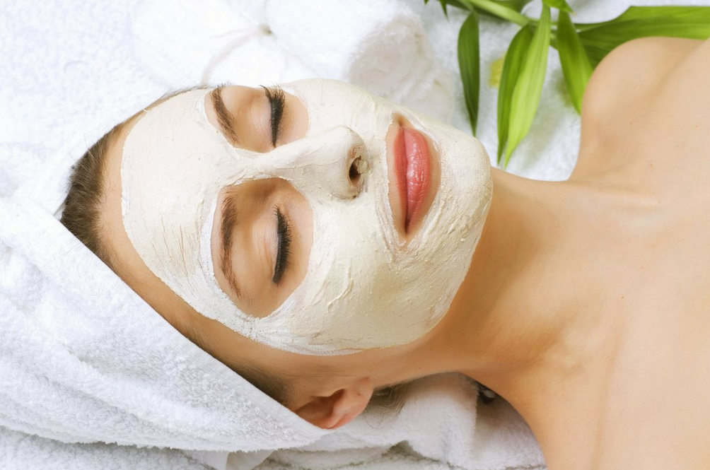 Natural mask skin