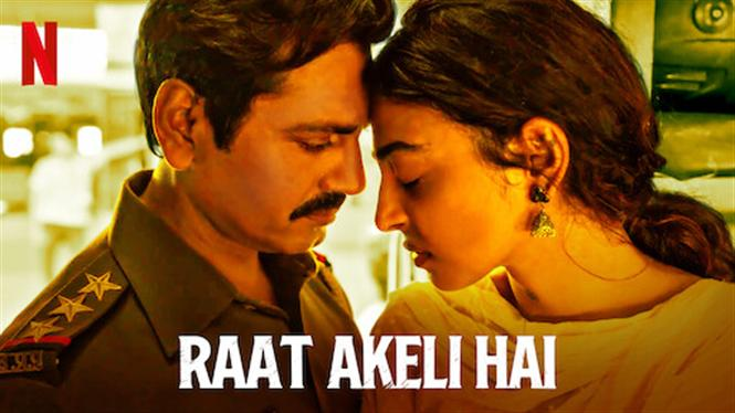 """Raat Akeli Hai"" is one of the trending originals on Netflix"""